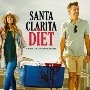 [美劇]小鎮滋味線上看-Netflix 返生餐單影集電視劇 Santa Clarita Diet Live