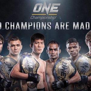 [直播]One Championship線上看-綜合格鬥賽實況MMA Live