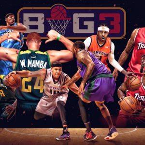 [直播]美國職籃三對三籃球賽線上看 NBA BIG3 Live-美國職籃鬥牛實況