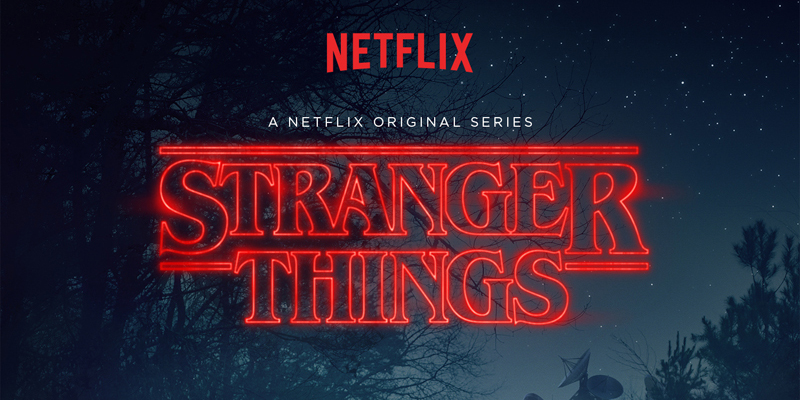Stranger Things (TV Series 2016– ) 怪奇物语 Stranger-things